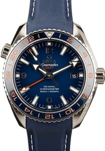 Omega Seamaster Planet Ocean 600M CoAxial