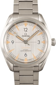 Omega Railmaster Co-Axial Master Chronometer