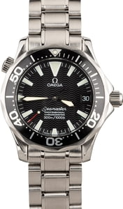 Omega Seamaster Steel Watch