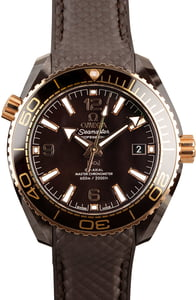 PreOwned Omega Seamaster Planet Ocean 600M