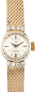 Vintage Ladies Omega Cocktail