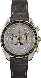 PreOwned Two Tone Omega Speedmaster Co-Axial Master Chronograph