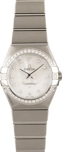 Omega Constellation 27MM Diamond Dial