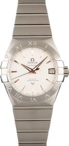 Omega Constellation Two Tone