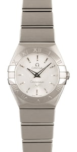 Omega Constellation Stainless Steel