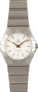 Omega Constellation Two Tone Quartz