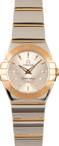 Omega Constellation Gold & Steel Quartz