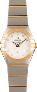 Ladies Omega Constellation Quartz