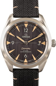 Omega Railmaster Co-Axial Master Chronometer 220.12.40.20.01.001