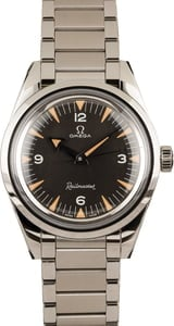 Omega Seamaster Railmaster Limited Edition