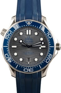 Omega Seamaster 300 Co-Axial Chronometer