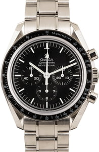 Used Omega Speedmaster Professional Moonwatch