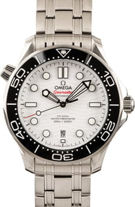 Pre-Owned Omega Seamaster Diver 300M Co-Axial