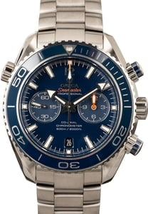PreOwned Omega Seamaster Planet Ocean 600M CoAxial
