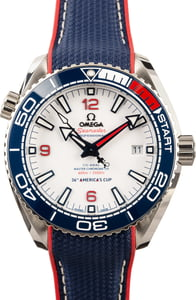 Used Omega Seamaster Planet Ocean 600M