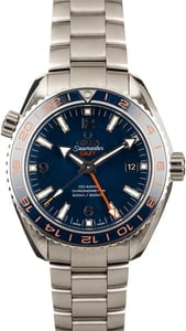 Omega Seamaster Planet Ocean 600M GMT