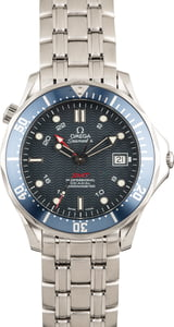 Pre Owned Omega Seamaster Diver 300M GMT