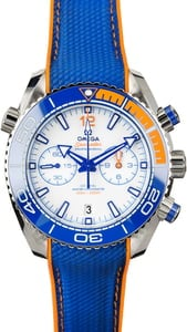 Unworn Omega Seamaster Michael Phelps Limited Edition