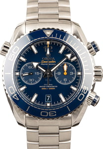 Pre-Owned Omega Seamaster Planet Ocean 600M Chronometer