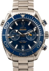 Pre-Owned Omega Seamaster PlanetOcean