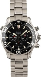 Pre-Owned Omega Seamaster America's Cup Edition