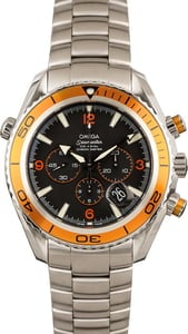 Pre-Owned Omega Mens Seamaster Planet Ocean 600M