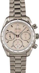 Omega Speedmaster 38 Mother of Pearl Dial