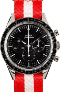 Pre-Owned Steel Omega Speedmaster