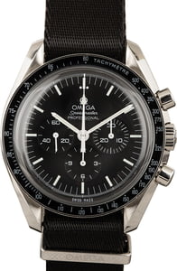 Mens Omega Speedmaster Moonwatch Professional Chronograph