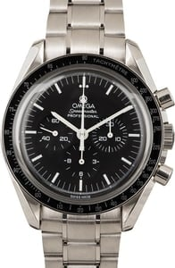 PreOwned Omega Speedmaster Professional Moonwatch