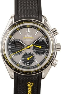 Omega Speedmaster Racing Grey Dial