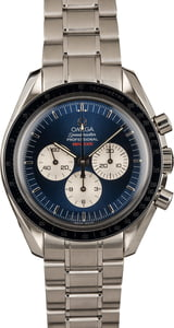 "Pre-Owned Omega Speedmaster Moonwatch ""First Space Walk"" T"