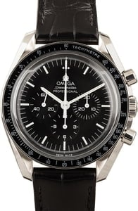 Used Omega Speedmaster Moonwatch Professional Chronograph