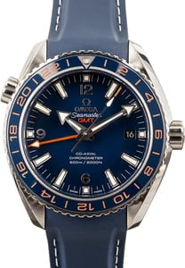 Pre-Owned Omega Seamaster Planet Ocean GMT 43.5MM