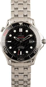 Omega Seamaster James Bond Anniversary Watch Ref. 212.30.41.20.01.005