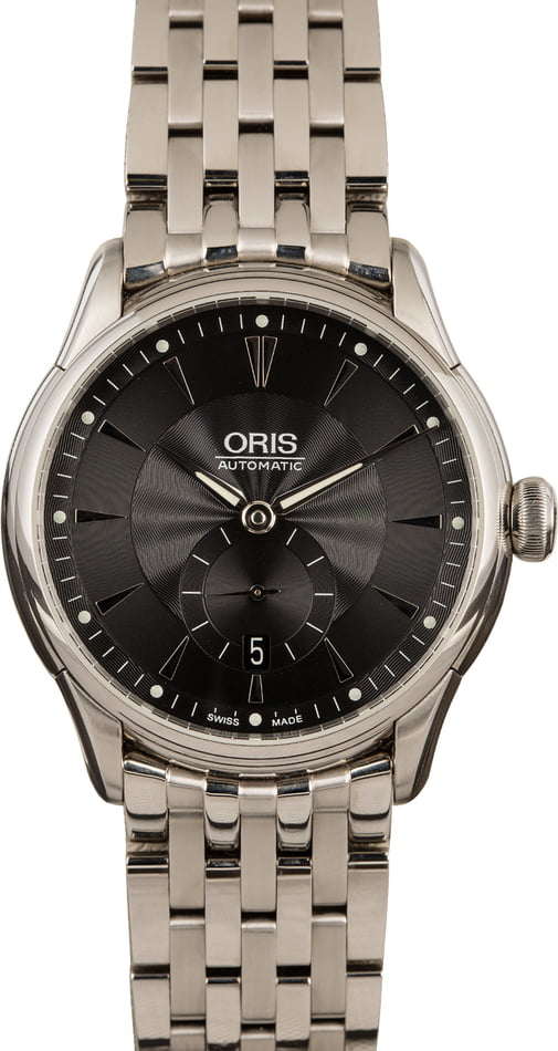 Oris Artelier Small Second Date