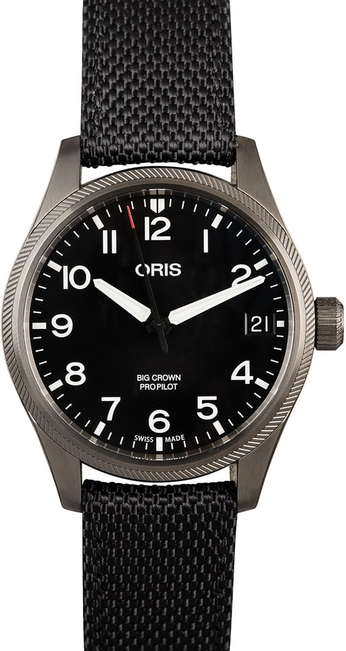 Oris Big Crown Pro Pilot Big Date