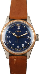Oris 40MM Big Crown Pointer Date