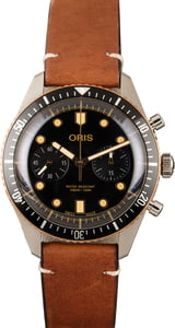 Oris Divers Sixty-Five Chronograph 43MM