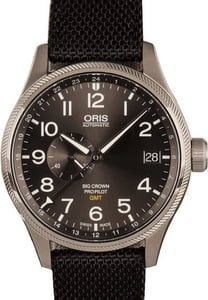 Oris Big Crown Pro Pilot GMT Small Second