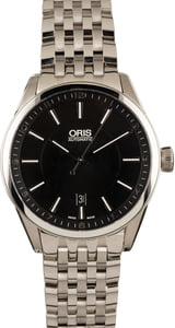 Oris Artix Date 42MM Black Dial