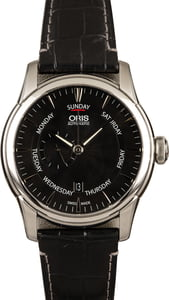 Oris Artelier Small Second, Pointer Day 44MM