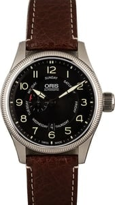 Oris Big Crown Small Second Pointer Date
