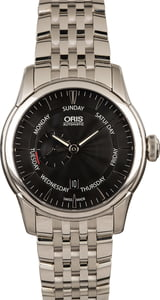 Oris Artelier Small Second Pointer Day