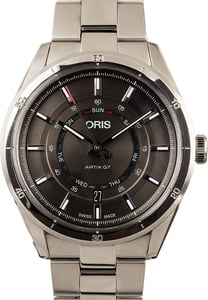 Oris Artix GT Day Date Stainless Steel