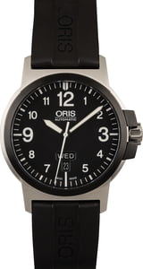 Oris BC3 Advanced Stainless Steel Black Plated