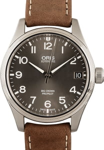 Oris Big Crown ProPilot Stainless Steel 41MM