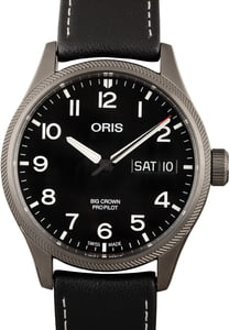Mens Oris Big Crown ProPilot Big Day Date