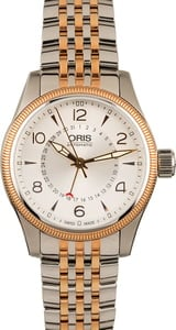 Oris Big Crown Pointer Date Silver Dial