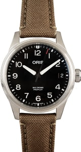 Oris Big Crown Pro Pilot Textile Strap